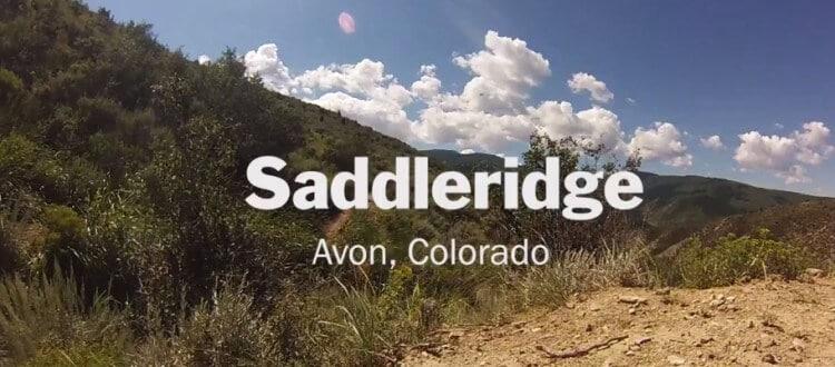 Saddleridge Trail Ready in Avon